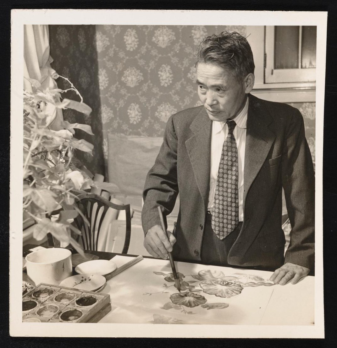 How Japanese Artist Chiura Obata Came to Be an American Great