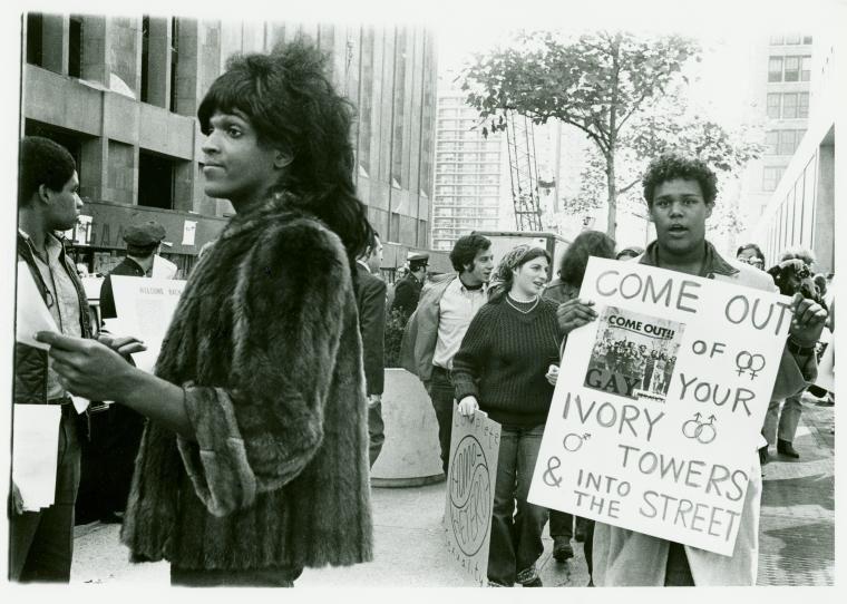 New York City Monument Will Honor Transgender Activists Marsha P. Johnson and Sylvia Rivera