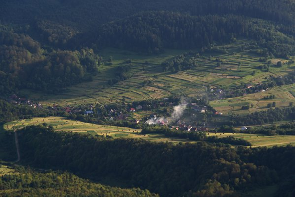 Carpathian village thumbnail