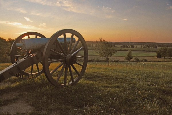 Sunrise at Gettysburg: The First Day thumbnail