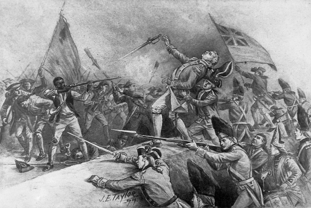 Black Soldiers Played an Undeniable but Largely Unheralded Role in Founding the United States
