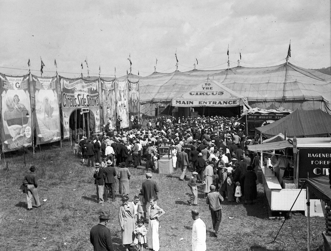 The Hammond Train Wreck of 1918 Killed Scores of Circus Performers