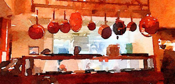 Restaurant kitchen thumbnail