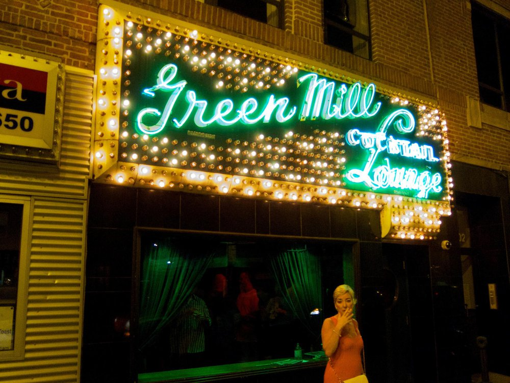 The Green Mill