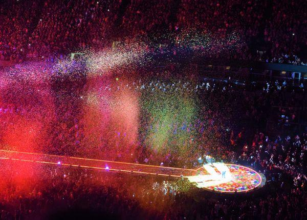 Coldplay Concert  thumbnail