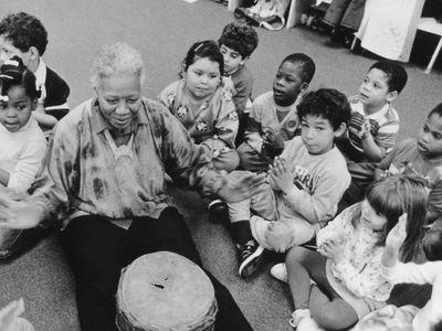 The same week that Ella Jenkins turns 90, Smithsonian Folkways is releasing her 40th album.