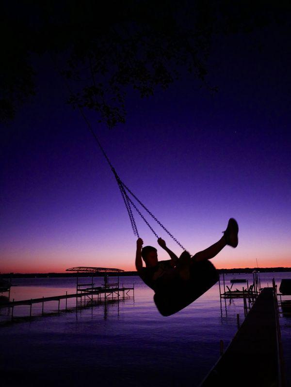 Sunset on Torch Lake thumbnail