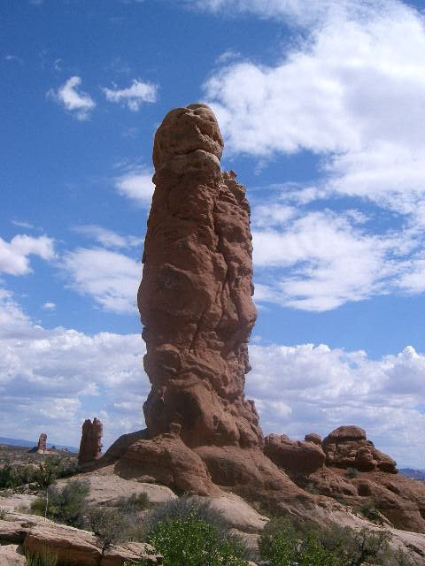 Towering stone formation thumbnail