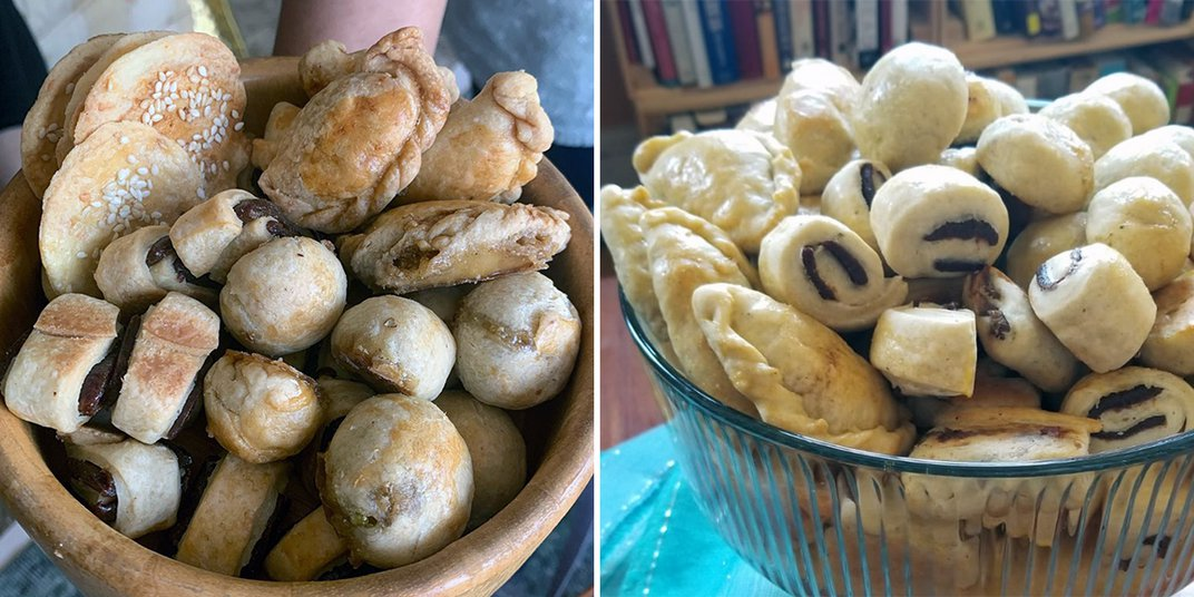 How to Make the Ancient Iraqi Cookie that Signals the End of Ramadan