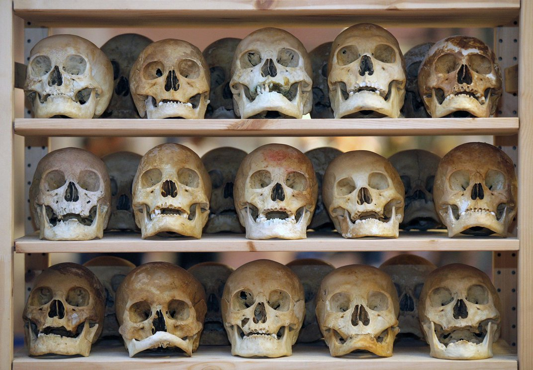 Why Are We So Obsessed With Dead Bodies?
