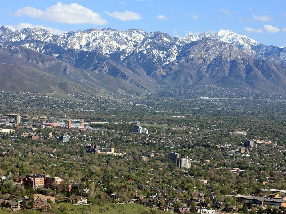Salt Lake City Suburbs
