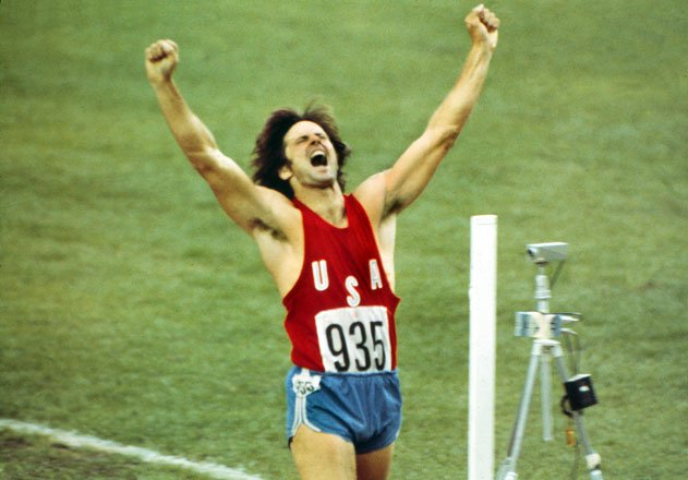 Bruce Jenner, Track and Field