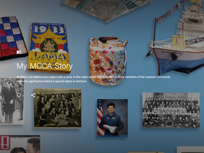The online portal features virtual exhibitions, tours, videos and images of more than 200 artifacts.
