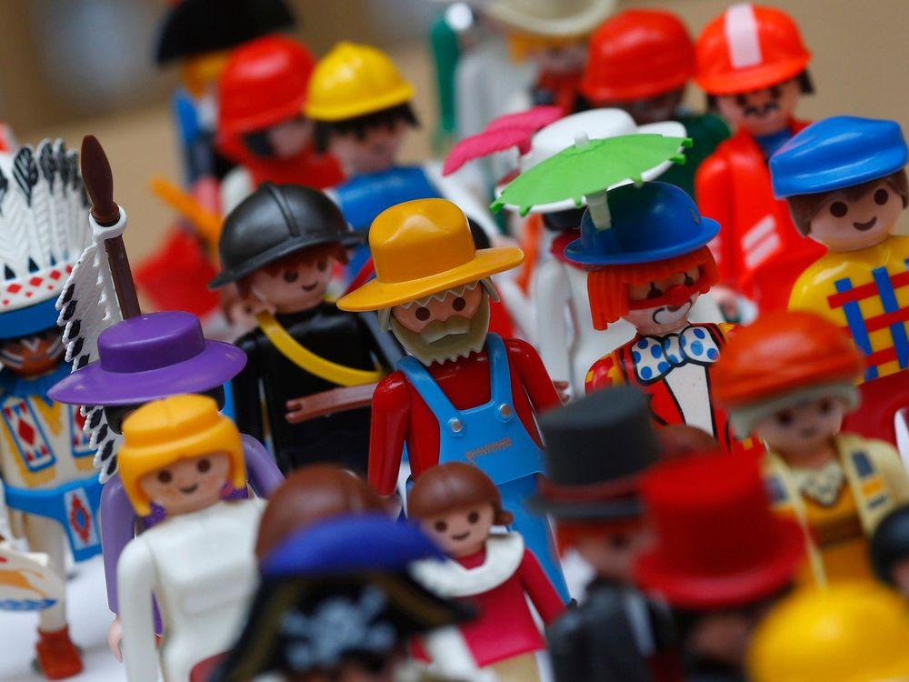Playmobil Figurines
