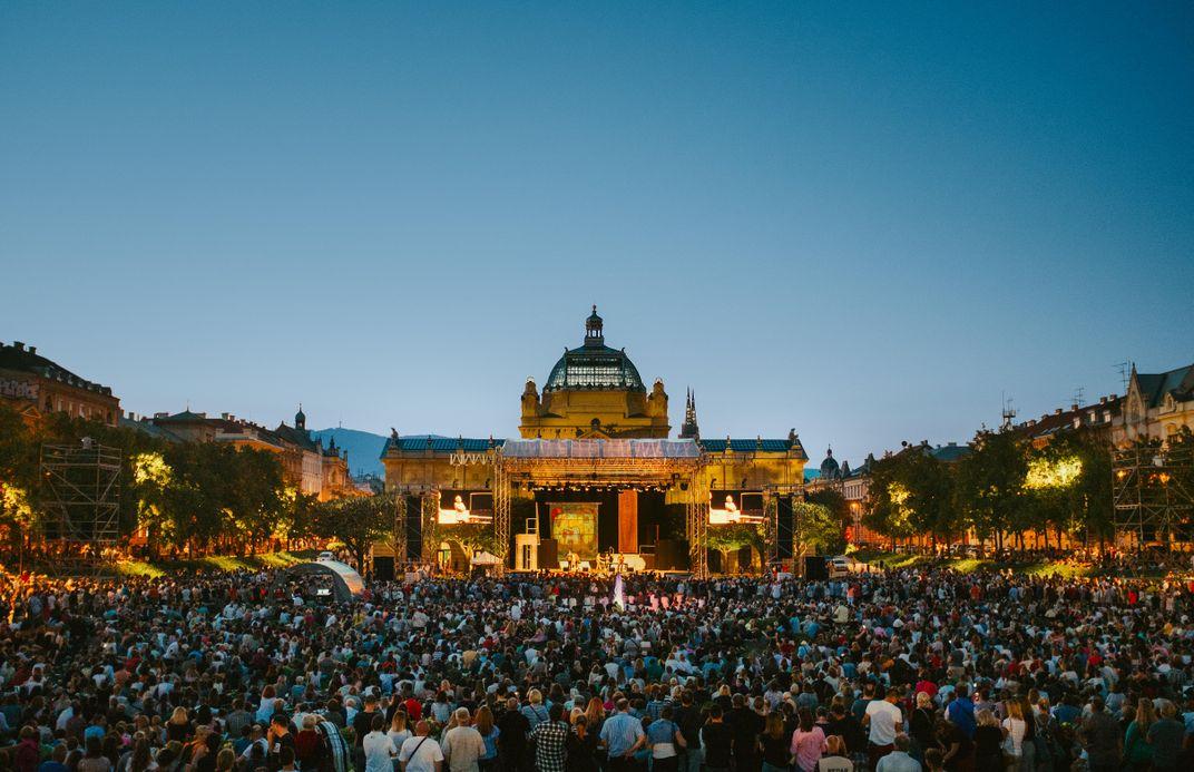 Zagreb: A City for Every Season