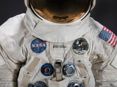The Smithsonian has completed its multi-year conservation project of the Neil Armstrong spacesuit, digitizing the historic Apollo artifact so that soon authentically realized duplicates can be downloaded for study and appreciation.