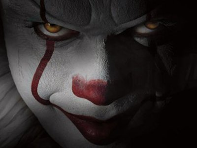 Still from trailer for It movie, an adaption of the Stephen King novel