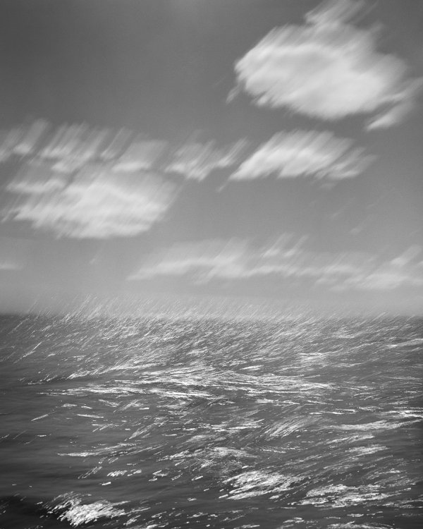 Horizontal Displacement, 1 second exposure from drifting boat. thumbnail