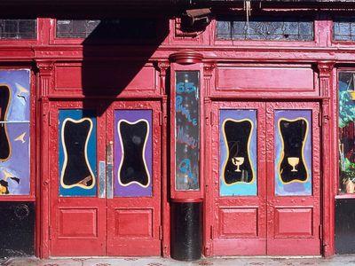 65 East 125th Street, Harlem by Camilo José Vergara, 1977