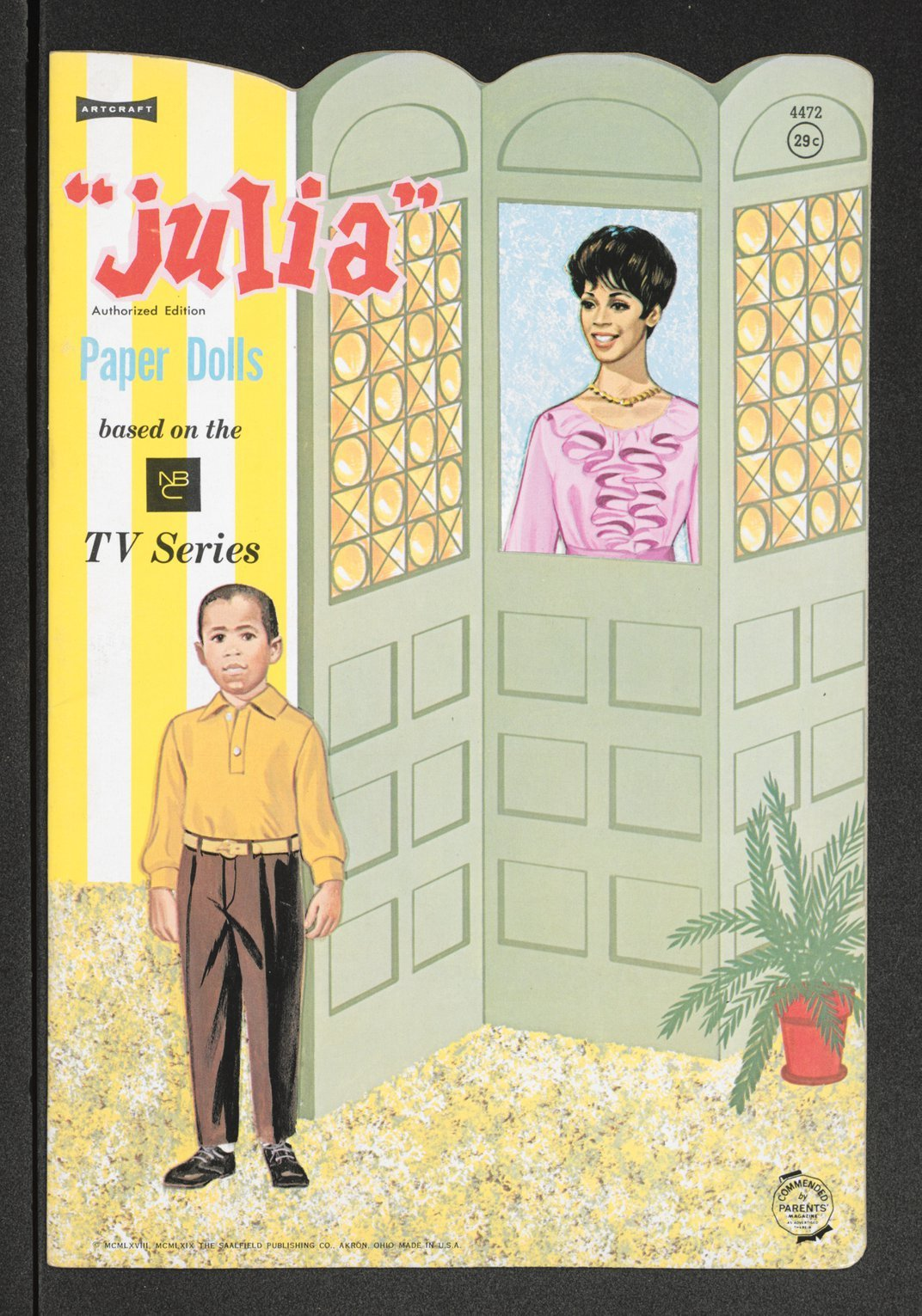 Was the 1968 TV Show 'Julia' a Milestone or a Millstone for Diversity?