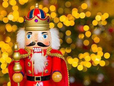 'The Nutcracker' is performed across North America each Christmas season.