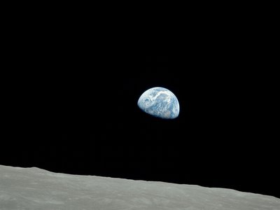 At a time when factional tensions on Earth were running rampant, Earthrise served to remind us of our cosmic insignificance.