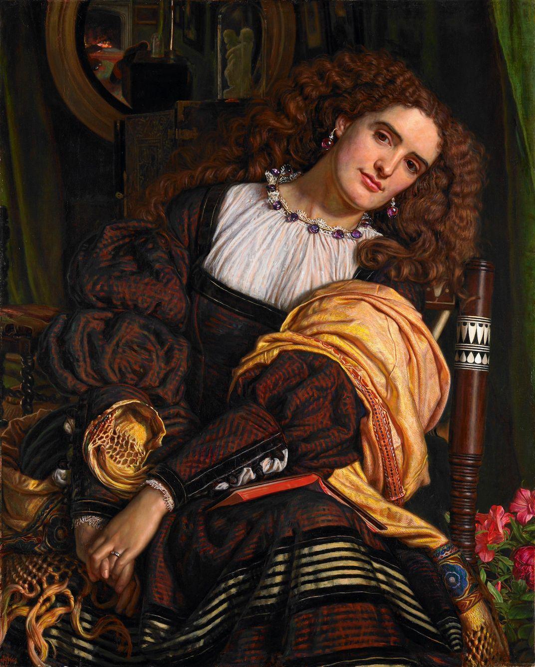 The Women Behind the Pre-Raphaelite Brotherhood