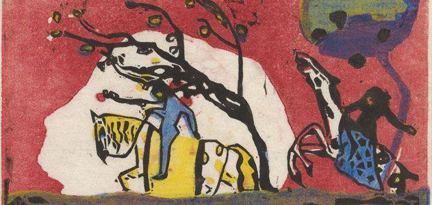 Wassily Kandinsky artwork