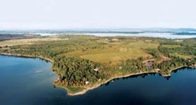 Lake Champlain's Isle La Motte