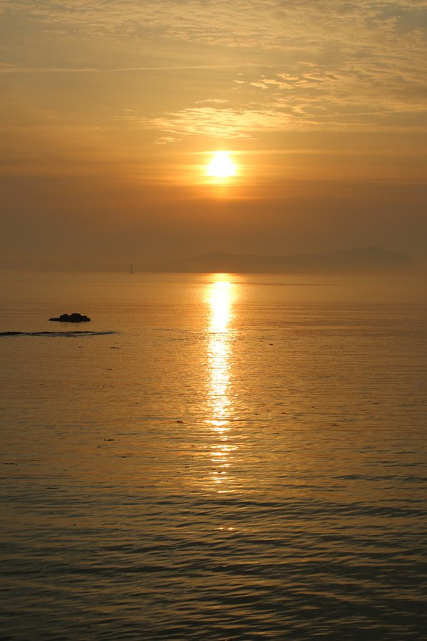 Stunning Sunrise over JeJu Island thumbnail