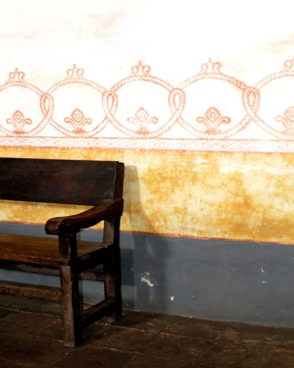 Wall art La Purisima Mission thumbnail