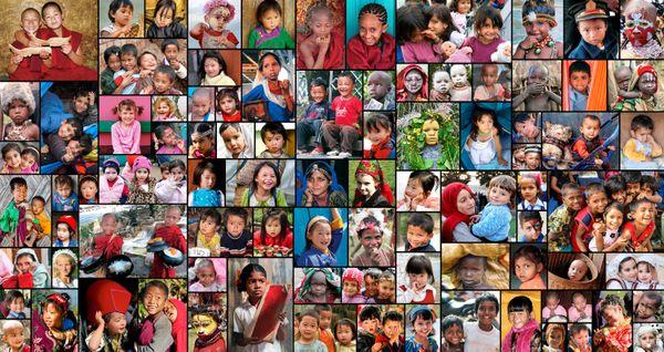 CHILDREN OF THE WORLD thumbnail