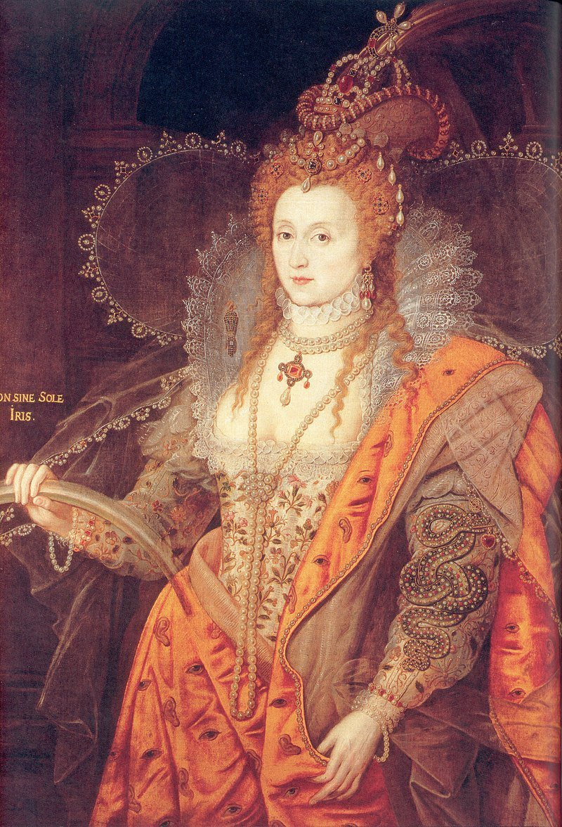 See Scrap of Cloth Believed to Be From Elizabeth I's Only Surviving Dress