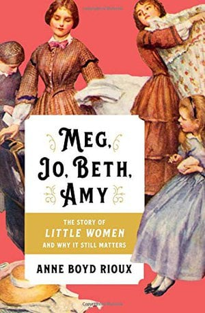 Preview thumbnail for 'Meg, Jo, Beth, Amy: The Story of Little Women and Why It Still Matters