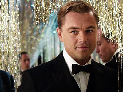 Leonardo DiCaprio plays Jay Gatsby in the latest adaptation of F. Scott Fitzgerald's novel