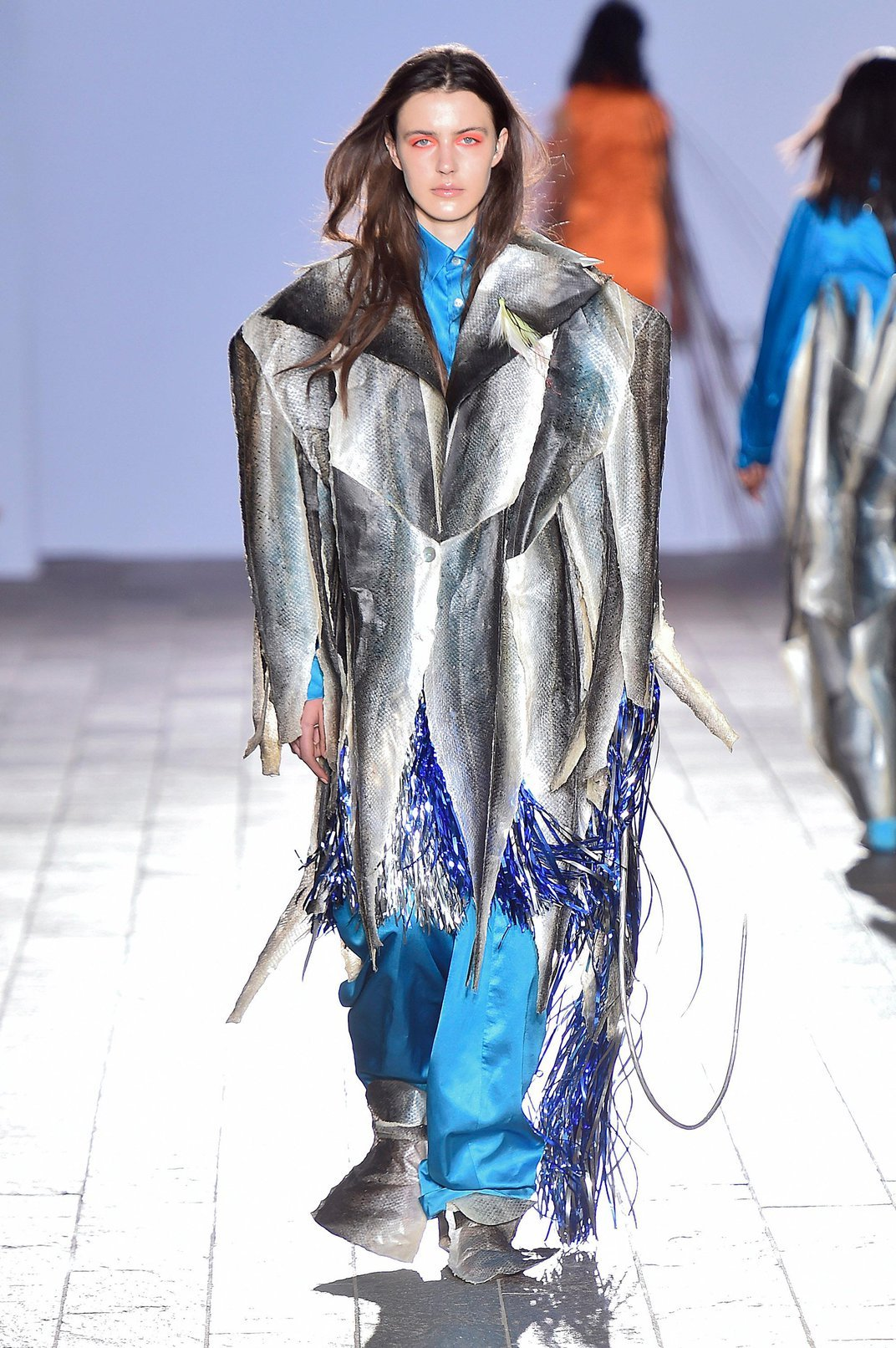 Does Fish Skin Have a Future in Fashion?