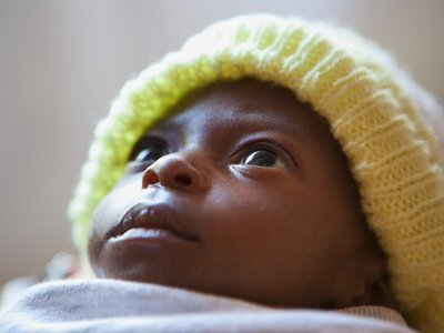 As many as 240,000 children were infected with HIV last year.