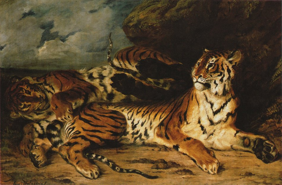 Delacroix, the Visionary Romantic Artist, Gets First Major North American Retrospective