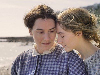 Kate Winslet plays Mary Anning in 'Ammonite'