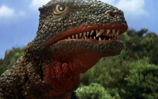 Gorosaurus in Destroy All Monsters