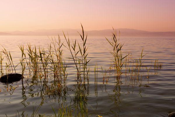 Sunset at Galilee thumbnail
