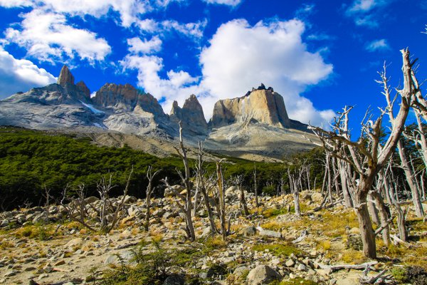 Hiking in Torres del Paine  thumbnail