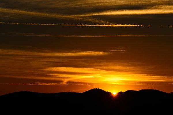 sunset, asheville, nc thumbnail