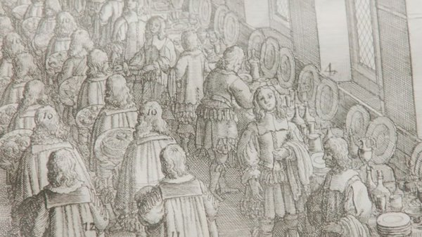 Preview thumbnail for Was Ice Cream First Served in Britain in 1671?