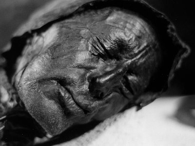 Tollund Man was likely the victim of a human sacrifice.