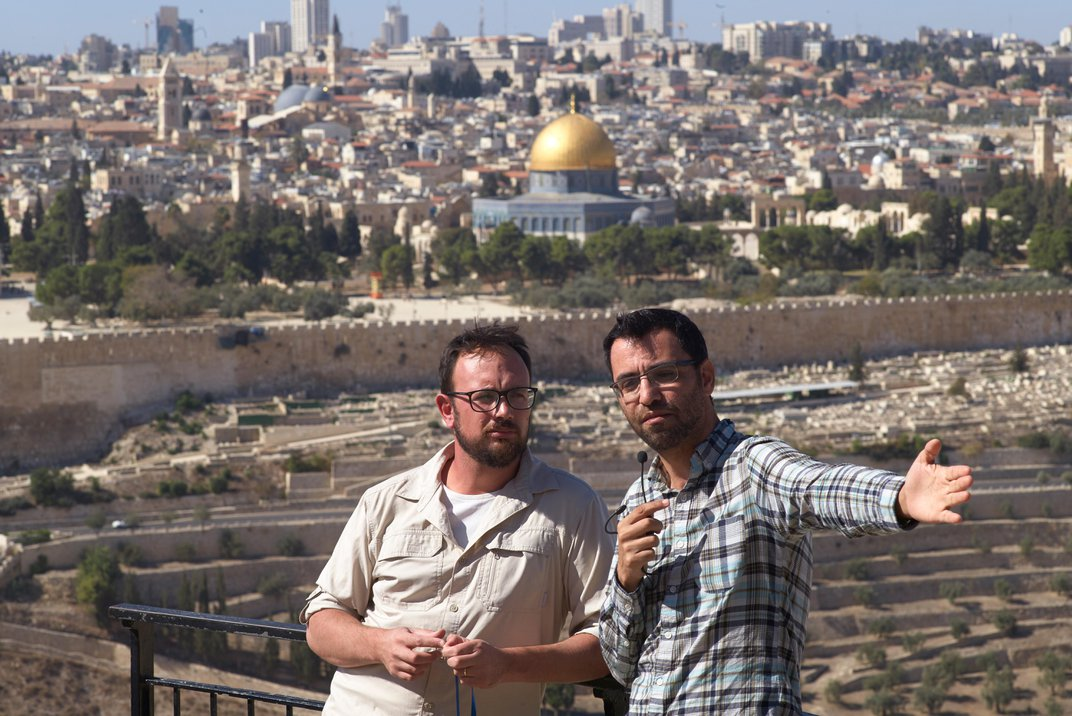 Two Tour Guides—One Israeli, One Palestinian—Offer a New Way to See the Holy Land