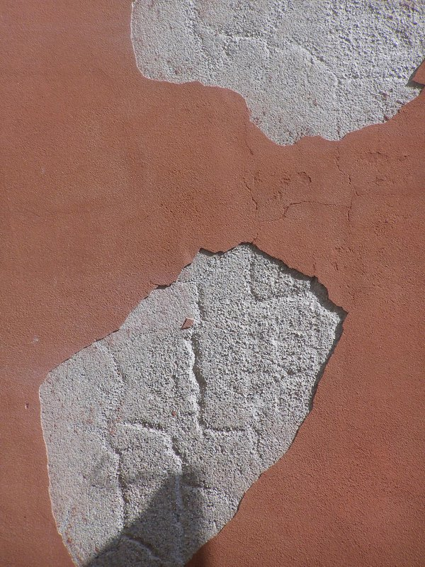 Delicate Wall in Venice, Italy. thumbnail