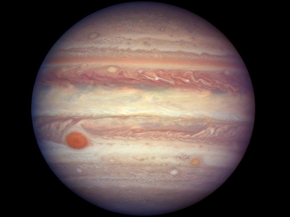 Jupiter April 2017