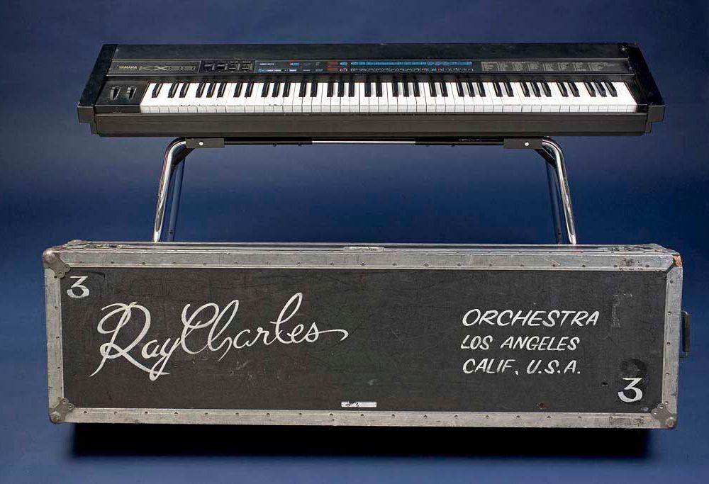 Ray Charles' Keyboard
