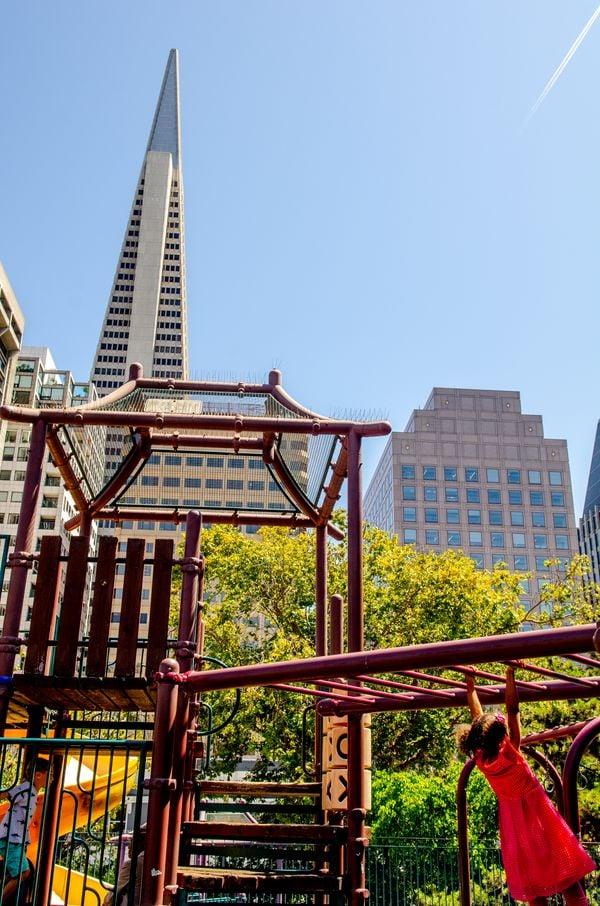 Portsmouth Square Chinatown San Francisco thumbnail